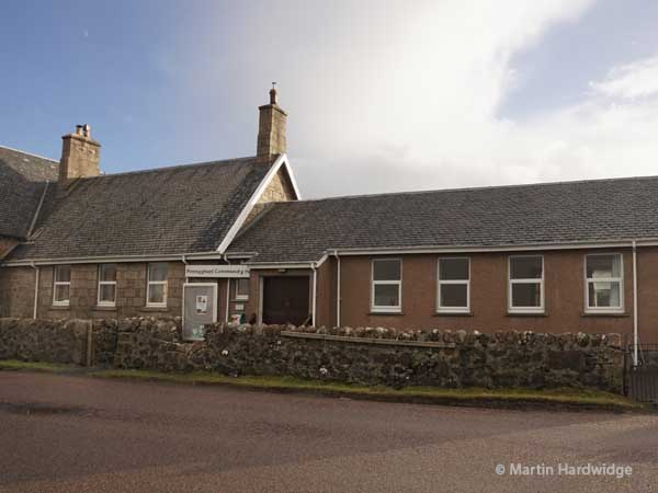 Pennyghael Community Hall