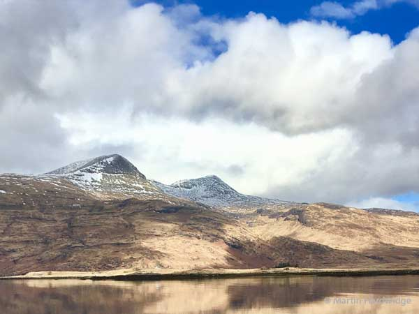 Across the Loch to Ben More